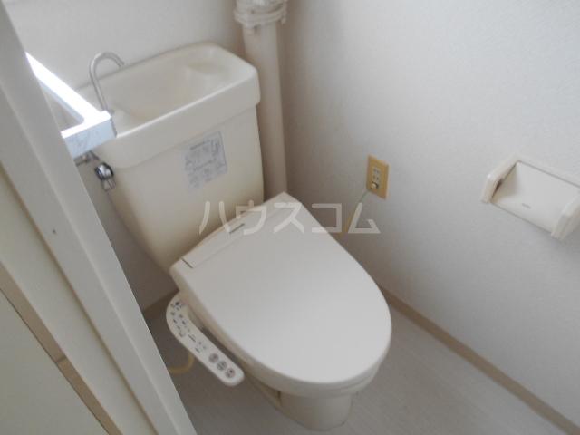 カネコハイツ 301号室のトイレ