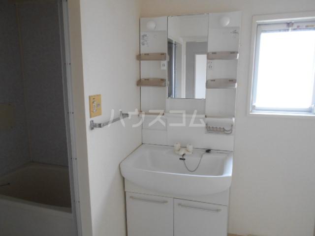 カネコハイツ 301号室の洗面所