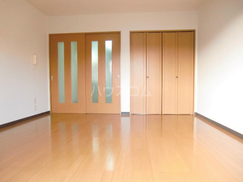 アンソレイユⅠ 307号室のリビング