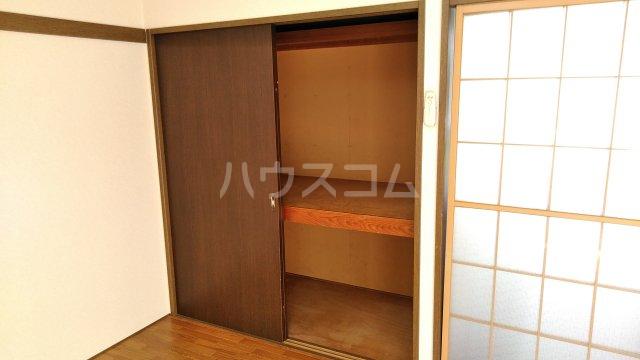 あけぼのハイツ 1-A号室の収納