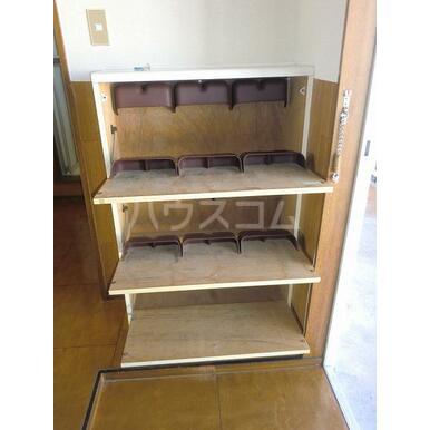 グレースA 202号室の収納