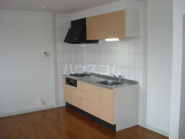 ガーデンハイツ 201号室のキッチン