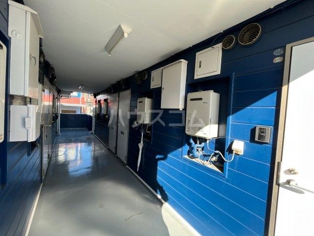 メゾン・アイリスⅡ 203号室の洗面所