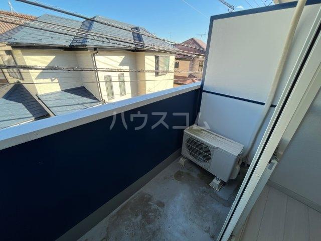 メゾン・アイリスⅡ 203号室のバルコニー