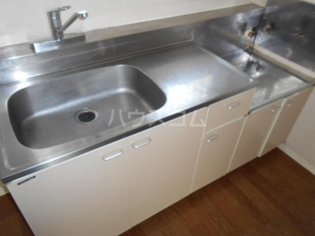 アクシス 103号室のキッチン