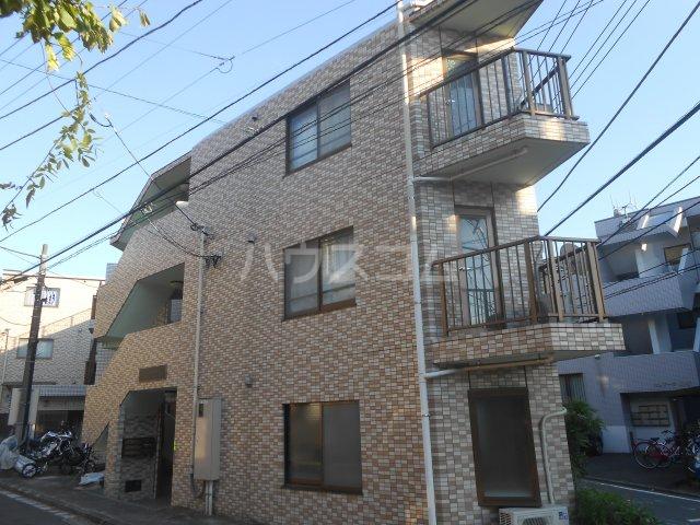 横浜元町ガーデンⅢ 101号室の外観