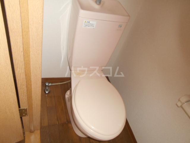 横浜元町ガーデンⅢ 101号室のトイレ