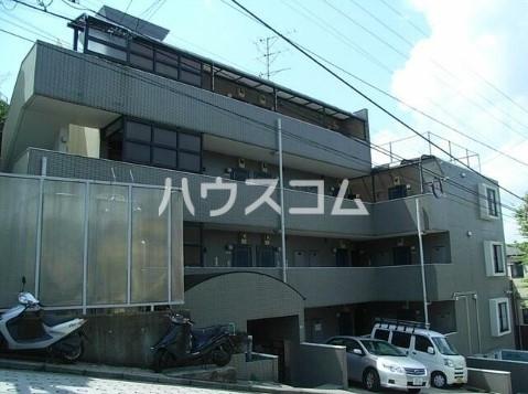 スカイコート横浜弘明寺外観写真