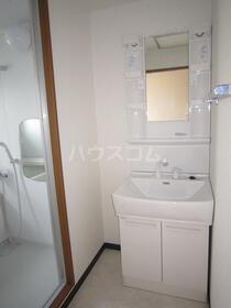 ロイヤルメゾン南成瀬Ⅰ 202号室の洗面所
