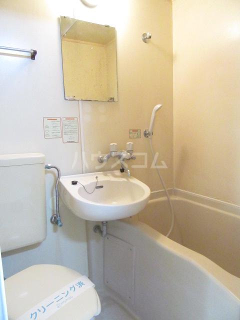 山荘村田 103号室の風呂