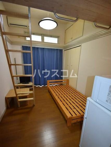 上永谷第一レジデンス 103号室のロビー