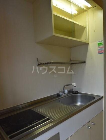 上永谷第一レジデンス 103号室のトイレ