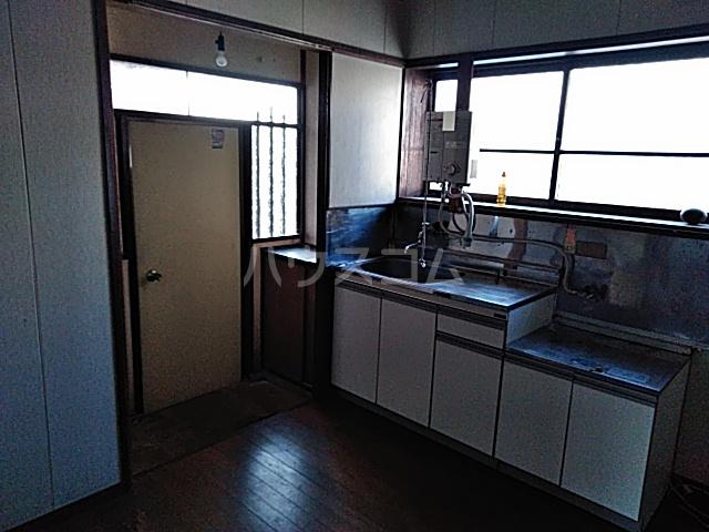 密蔵院貸家 1号棟のキッチン