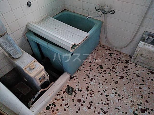 密蔵院貸家 1号棟の風呂