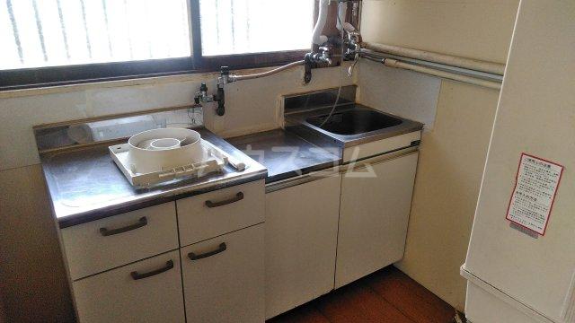 野口荘 102号室のキッチン