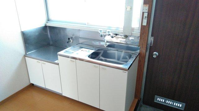 いとう荘 101号室のキッチン