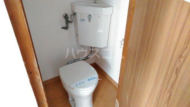 いとう荘 101号室のトイレ