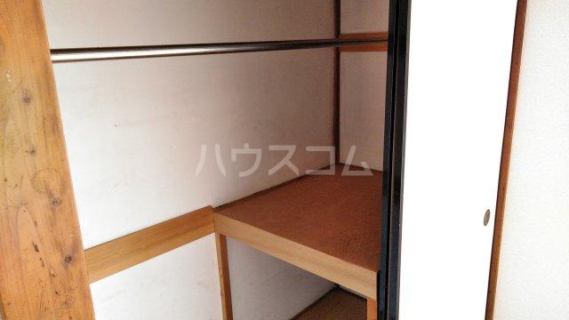 いとう荘 101号室の収納