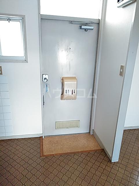 コーポ大貫 202号室の玄関