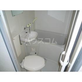 平本マンション 306号室の風呂
