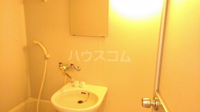 第二喜楽ハイツ 305号室の洗面所