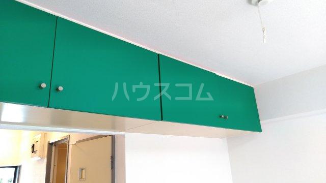 第二喜楽ハイツ 305号室の収納