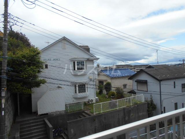 前田ハイツの景色