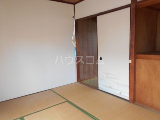前田ハイツの居室