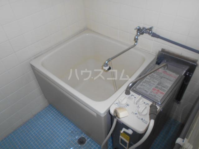 前田ハイツの風呂