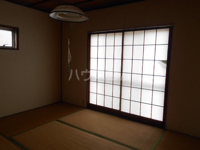 前田ハイツのベッドルーム