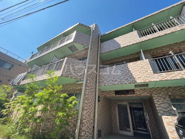 横浜元町ガーデン16の外観