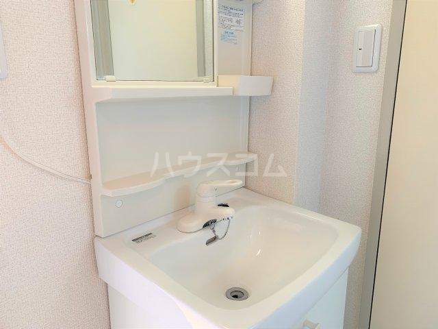 サニーヴィラ 202号室の洗面所