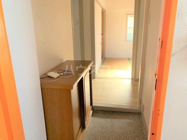 サニーヴィラ 202号室の玄関