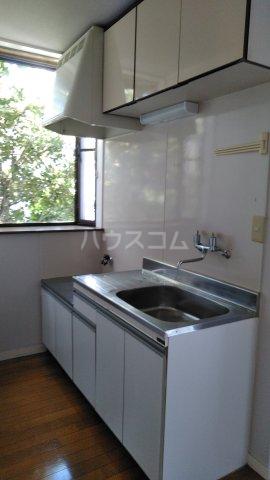 カーサDナルセ 101号室のキッチン