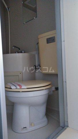 カーサDナルセ 101号室のトイレ