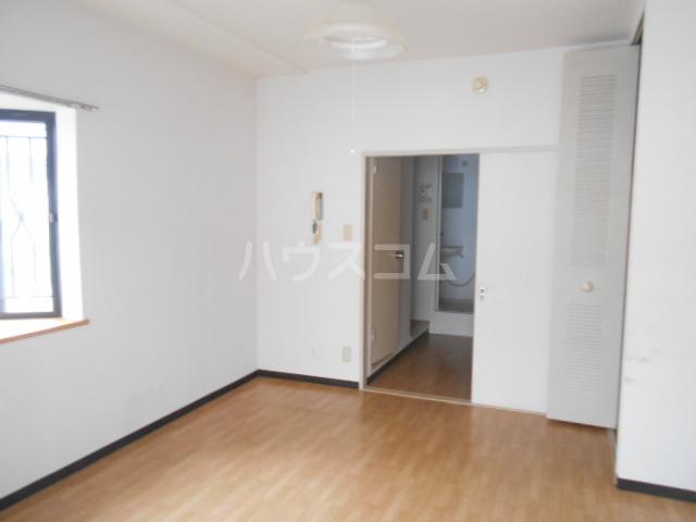 ボナールミクニ 105号室のベッドルーム