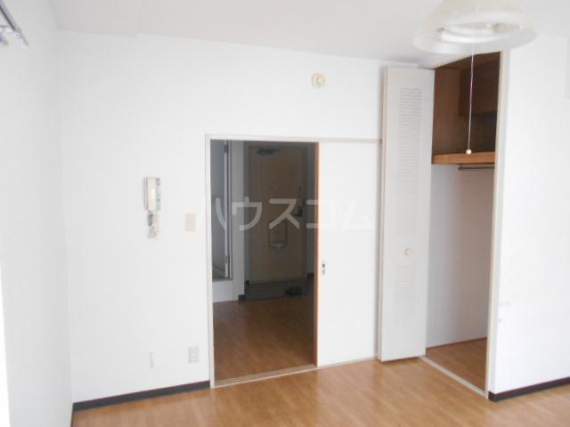 ボナールミクニ 105号室の収納