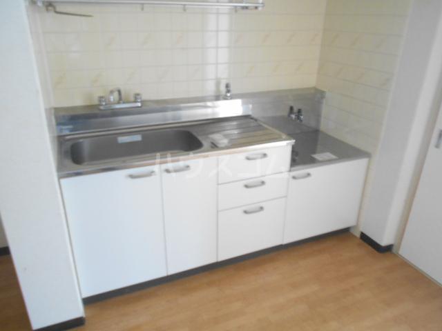 ボナールミクニ 105号室のキッチン