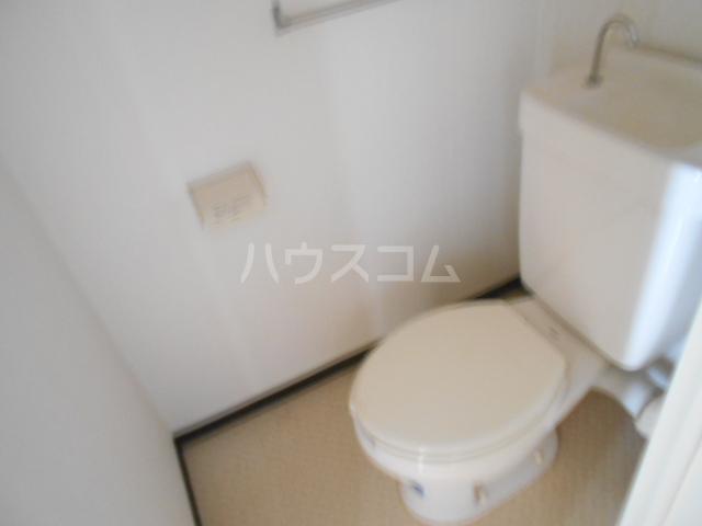ボナールミクニ 105号室のトイレ