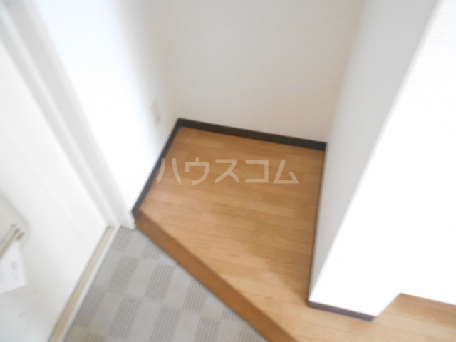 ボナールミクニ 105号室の玄関
