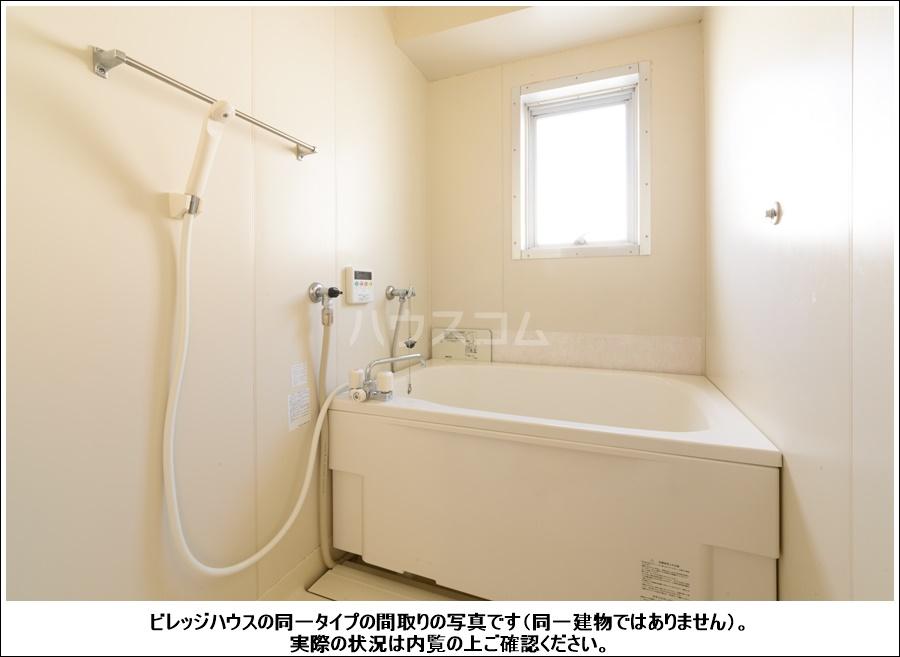 ビレッジハウス横地2号棟 503号室の風呂