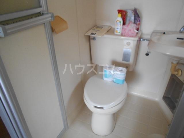 サニーハイツ 202号室のトイレ