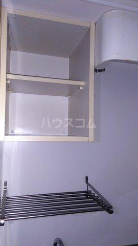 ルナ・レガーロ 101号室の収納