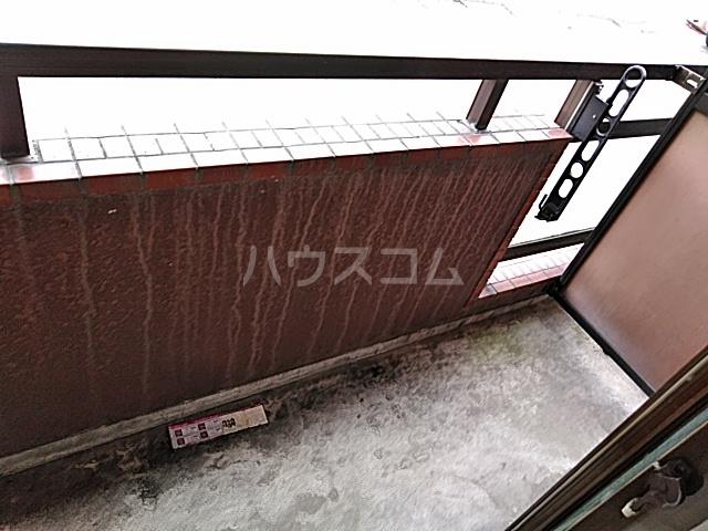 セザール第2鶴間 103号室のバルコニー