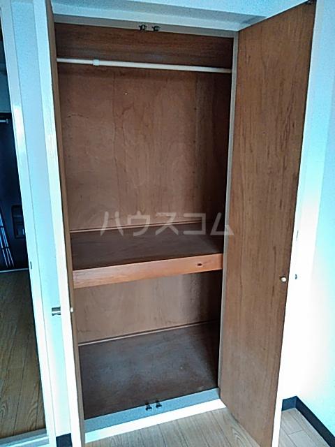 セザール第2鶴間 103号室の収納