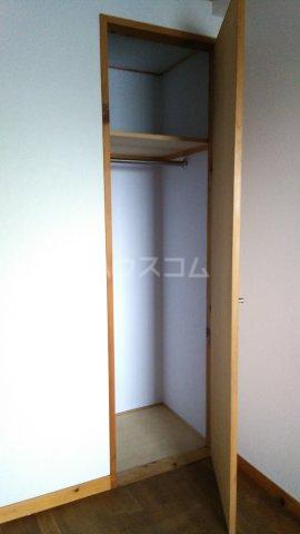 シェ・ノートフ桑原台 103号室の収納