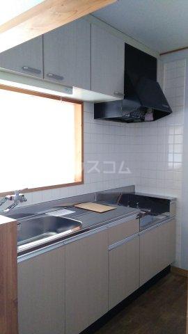 シェ・ノートフ桑原台 103号室のキッチン