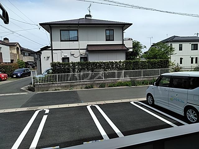 リビエールウメダ 103号室の風呂