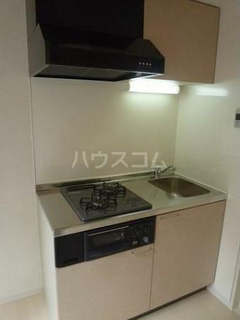ブルースカイ上大岡 103号室のキッチン