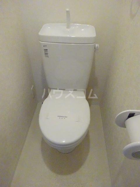 ブルースカイ上大岡 103号室のトイレ